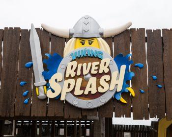 Legoland Viking River Splash
